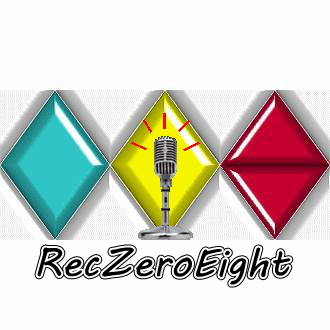 RecZeroEightオフィシャルWEBサイトへ